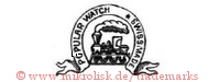 Popular Watch / Swiss Made (im Banner mit Eisenbahn)